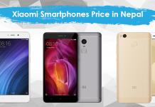 xiaomi smartphones price in nepal | Gadgetbyte Nepal