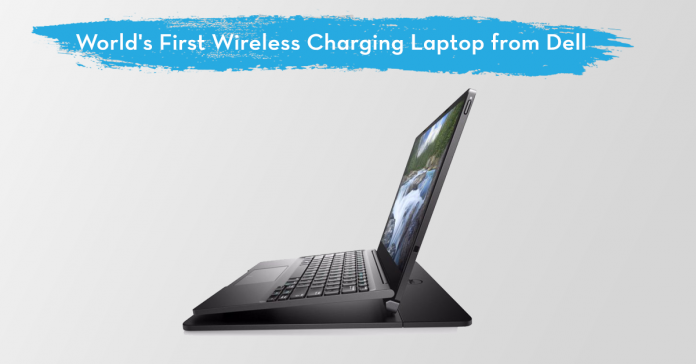 Wireless Charging Laptop