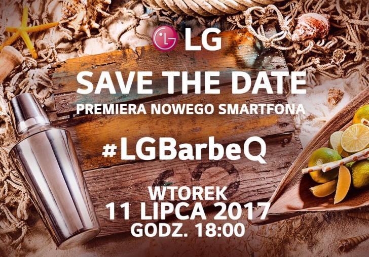 LG Q6 unveil invite gadgetbyte nepal
