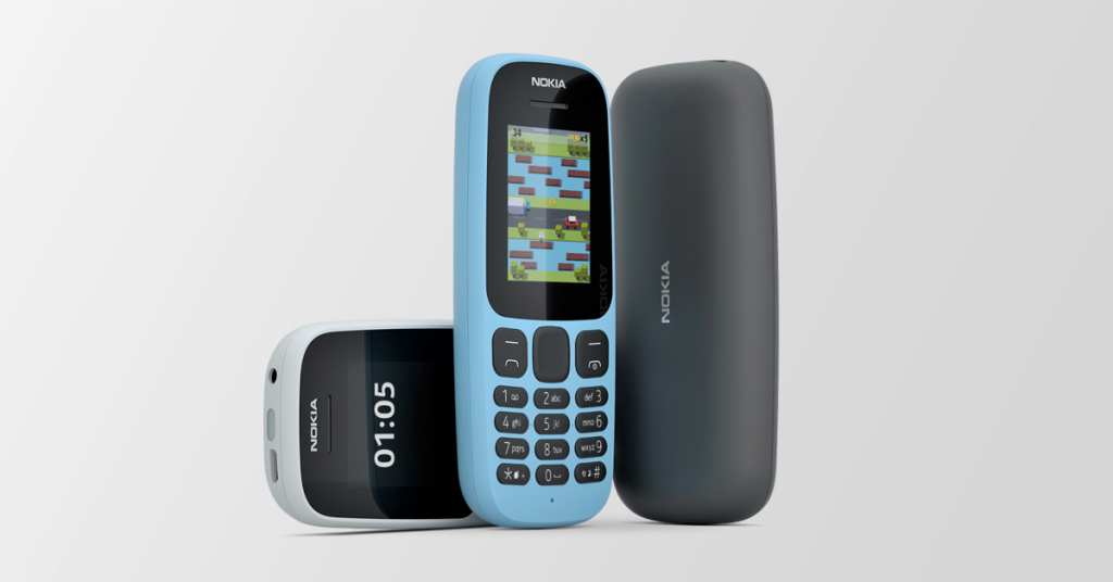 Nokia 105 and Nokia 130 Feature Phones Launched ...