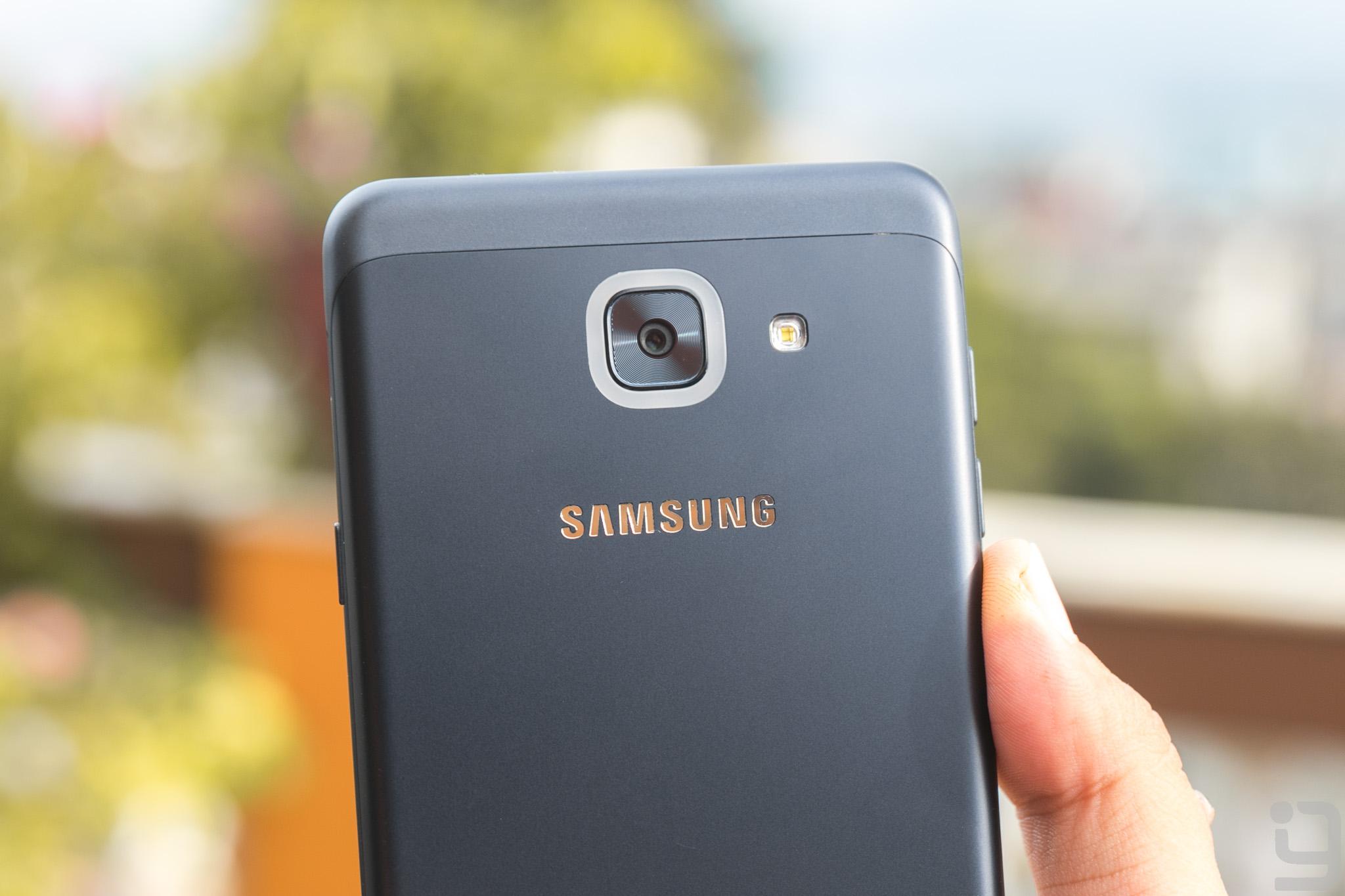 Samsung Galaxy J7 Max Camera review