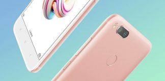 Xiaomi mi 5X feature