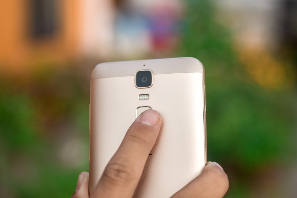 ZTE Blade A2 Plus Fingerprint