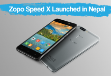 Zopo Speed X Cover