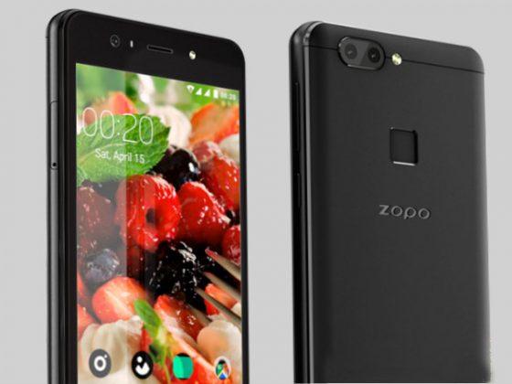 Zopo Speed X Dual Camera