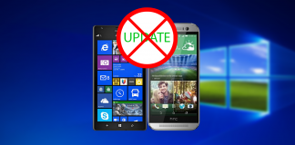 end of support for window phones