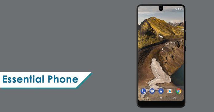 Essential phone gadgetbyte nepal ph1