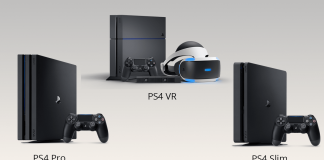 playstations price in nepal (PS4 Pro, PS4 Slim, PS4 VR)