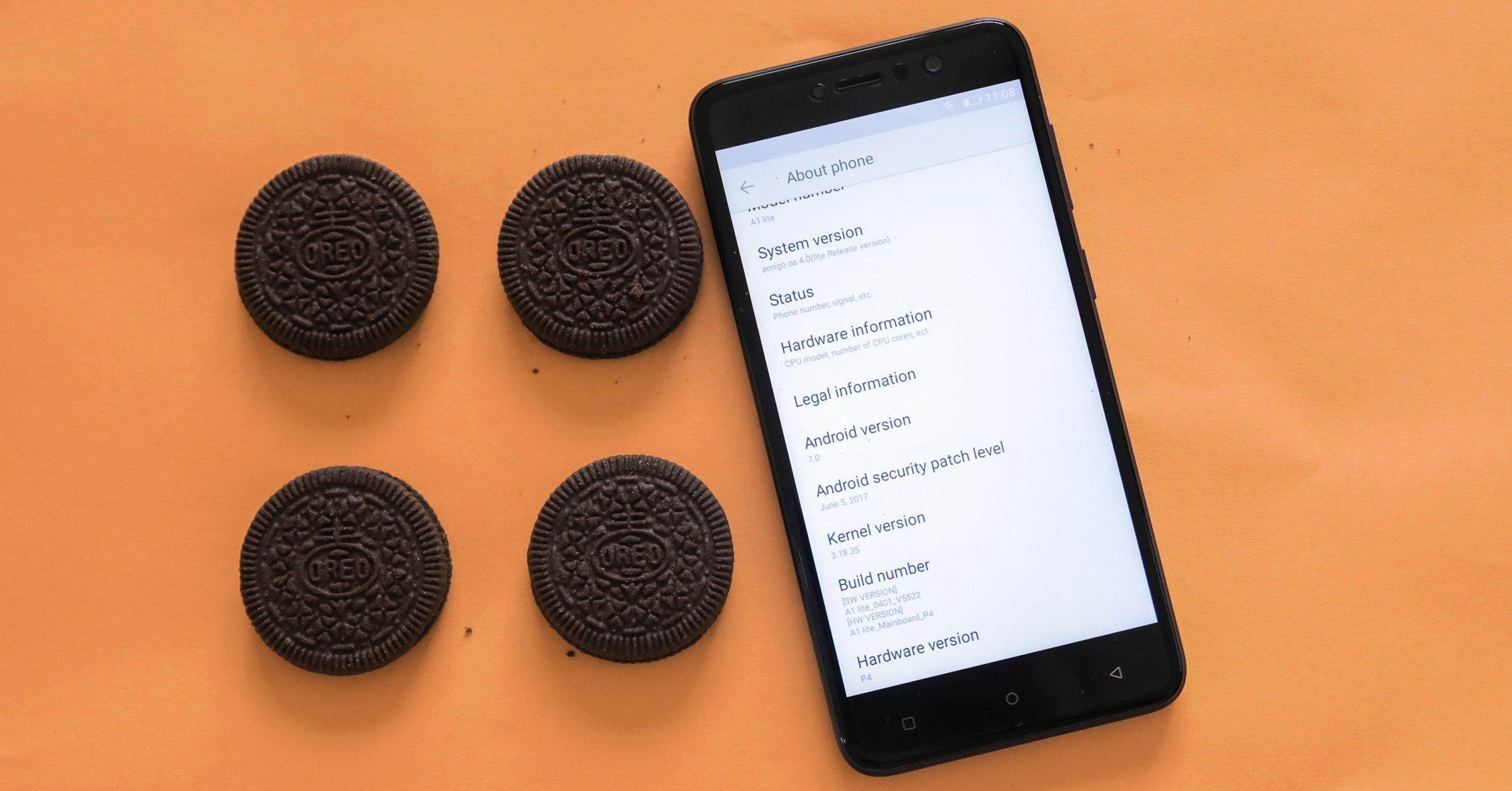Android Oreo 8 0 Look