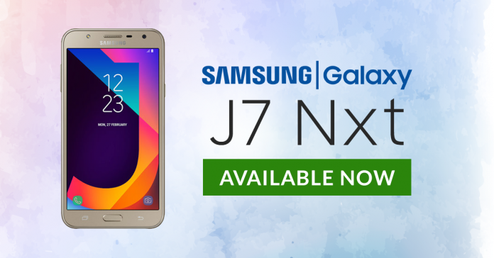 Samsung Galaxy J7 Nxt Price in Nepal