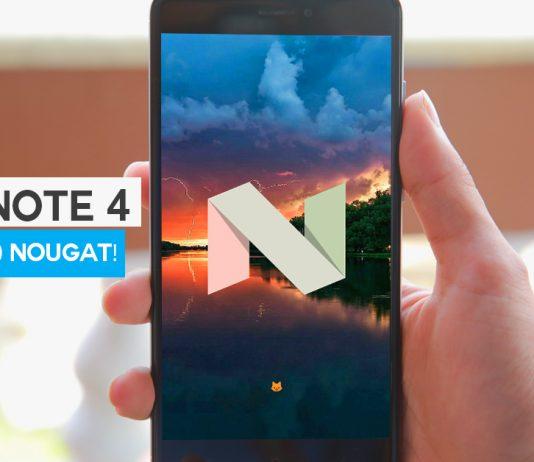 Xiaomi NOTE 4 NOUGAT update specs price nepal gadgetbyte avaiability