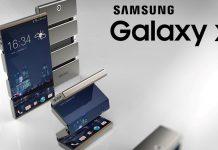 Samsung galaxy X gadgetbyte nepal