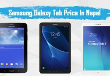 Samsung galaxy tab prices specs gadgetbyte nepal tablet android