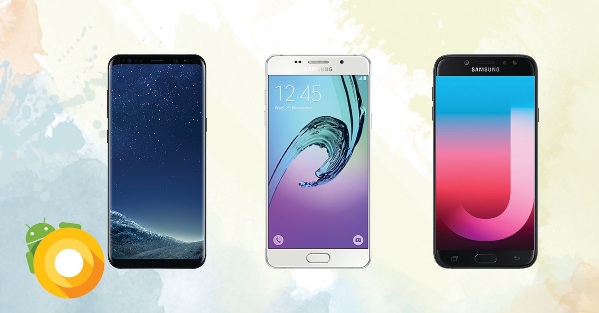 List of 12 Samsung phones that can update to Android Orio 8.1 – Professional: Explanations of written and video programs