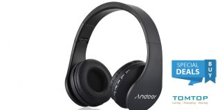 Andoer LH-811 deals on headphones