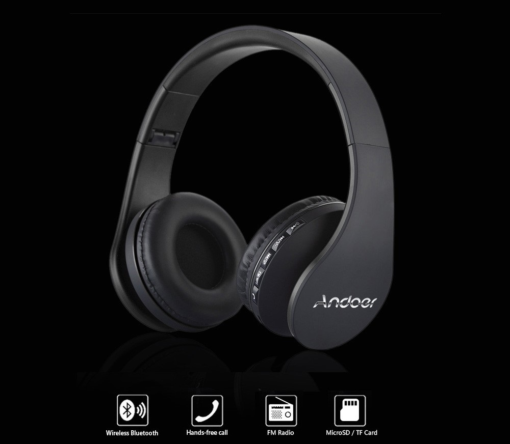 Andoer LH-811 headphone nepal price specifications