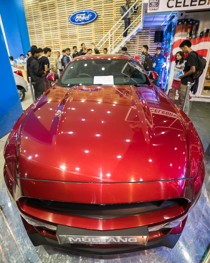 FORD Mustang price in nepal nada autoshow