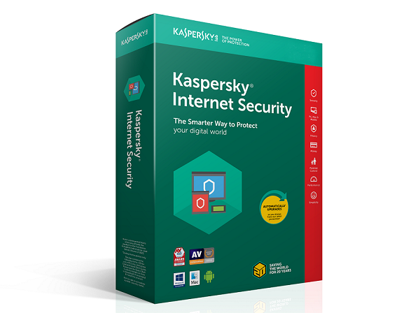 Kaspersky Anti-Virus 2018 Price in Nepal Kaspersky Internet Security 2018