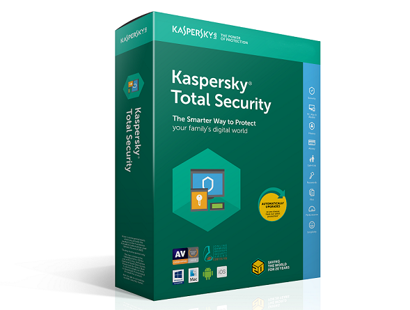 Kaspersky Anti-Virus 2018 Price in Nepal Kaspersky Total Security 2018