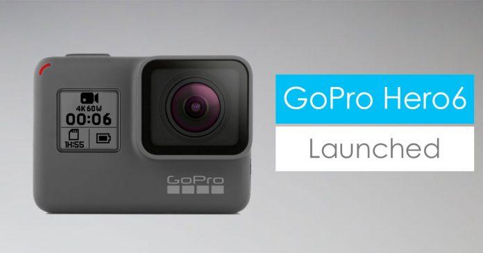 Go Pro Hero 6 Black Features Specifications Price