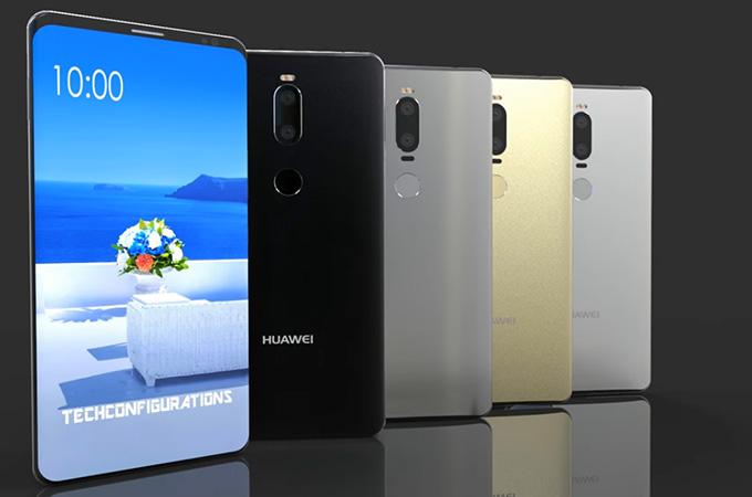 Huawei Mate 10 gadgetbyte nepal