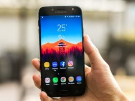 Samsung Galaxy J7 Pro j7 nxt software update