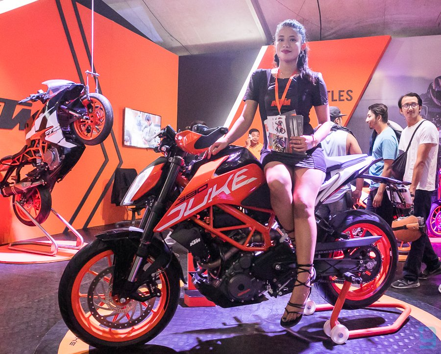 KTM Duke 390 Price in Nepal nada autoshow