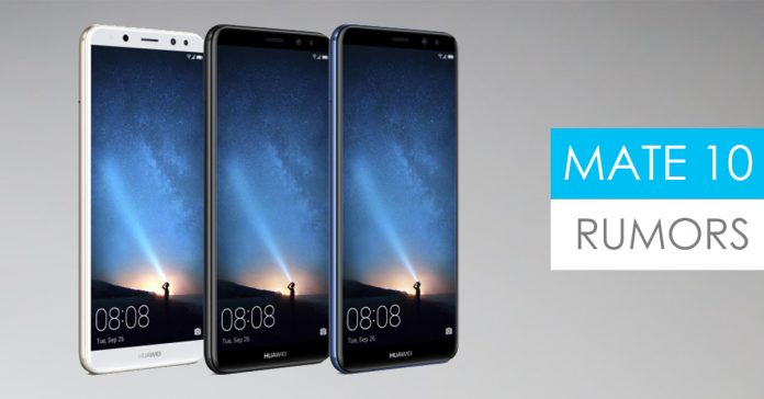 MATE 10 RUMORS lite pro plus gadgetbyte nepal