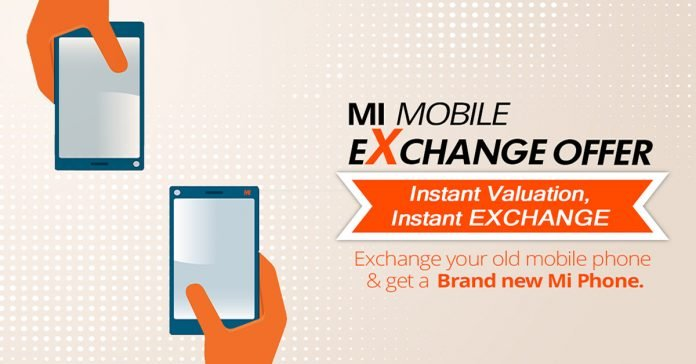 xiaomi Mobile Exchange Offer nepal 2017