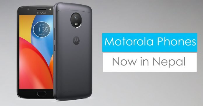 Motorola phones price specs features nepal