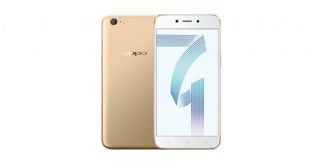 Oppo A71 Nepal Price Features