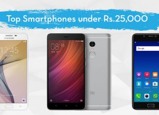 best smartphones 25000 nepal