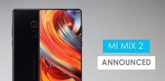 Xiaomi Mi Mix 2 Price in Nepal - GadgetByte Nepal