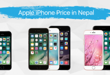 iPhone Apple price in nepal