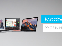apple macbook price in nepal