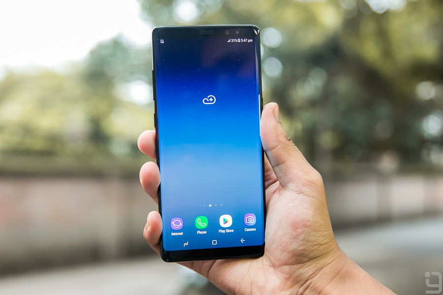 samsung note 8 display price in nepal