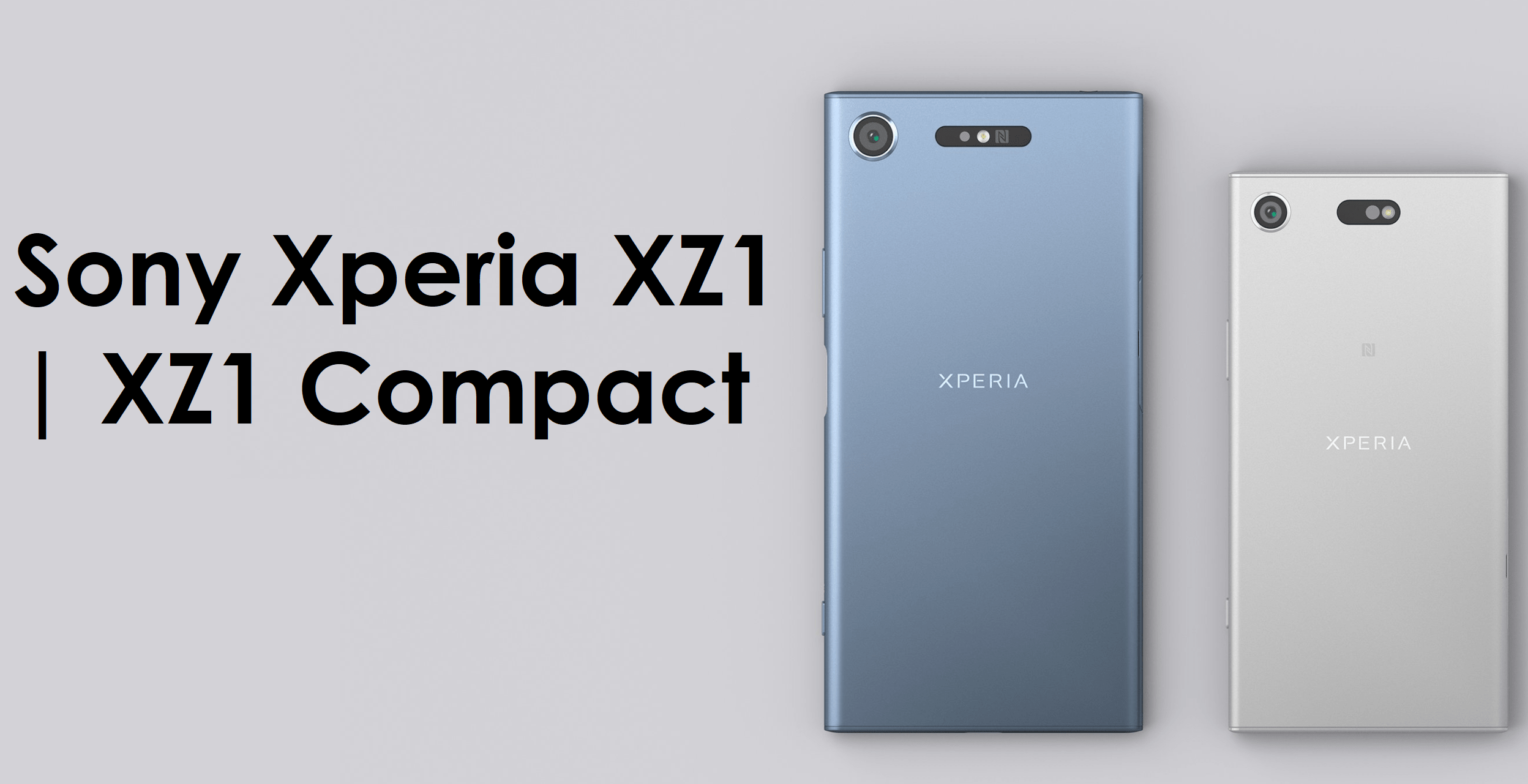 sony xperia xz1 xz1 compact price specifications features. Black Bedroom Furniture Sets. Home Design Ideas