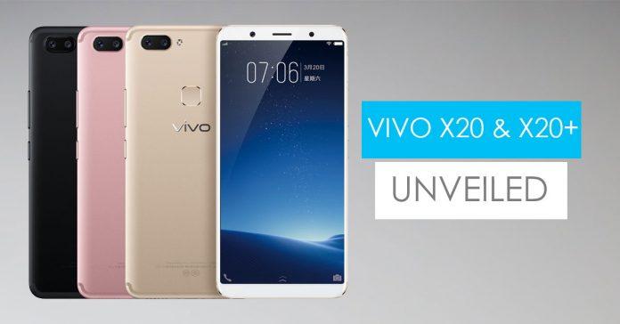 vivo x20 and x20 plus price featrues nepal