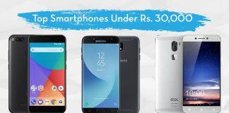 best phones under 30,000 in nepal