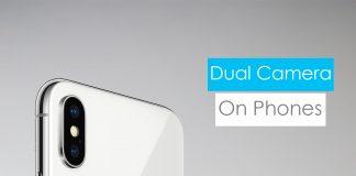Dual Camera on smartphones - dual camera Smartphones price in nepal - Gadgetbyte Nepal