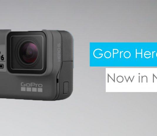 GoPro Hero6 Black Price in Nepal