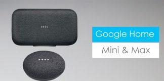 Google Home Mini Max features price specs