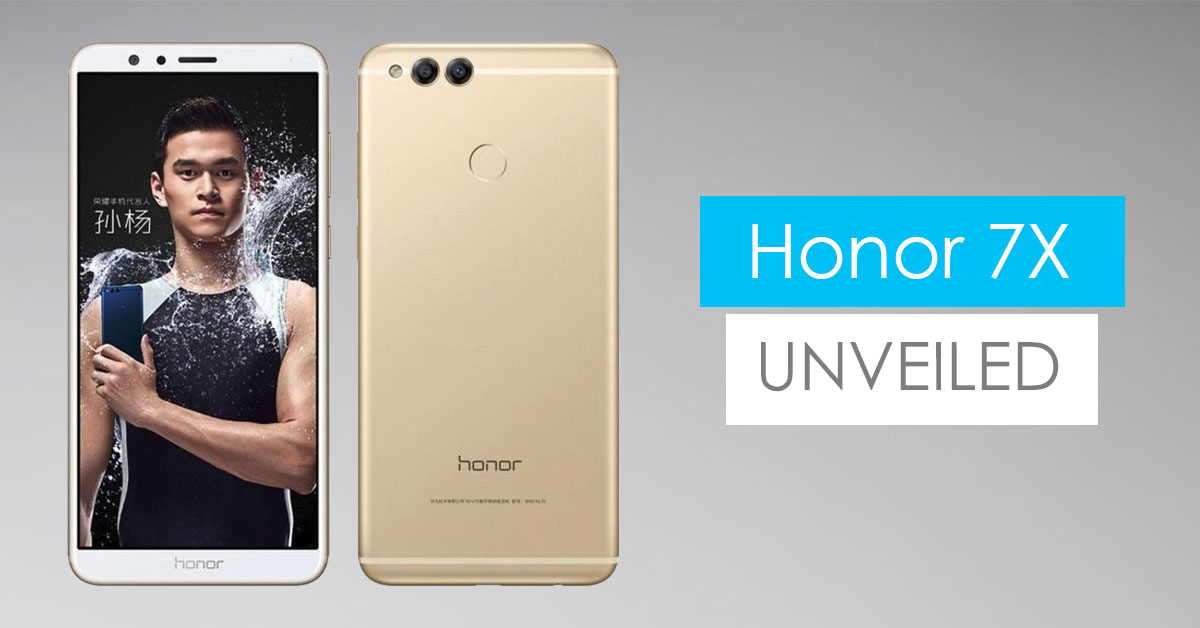 Huawei Honor 7X Price, Specifications, Features, Availability