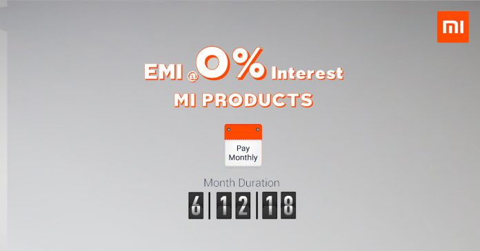 mi nepal emi offer xiaomi nepal emi 0% interest offer
