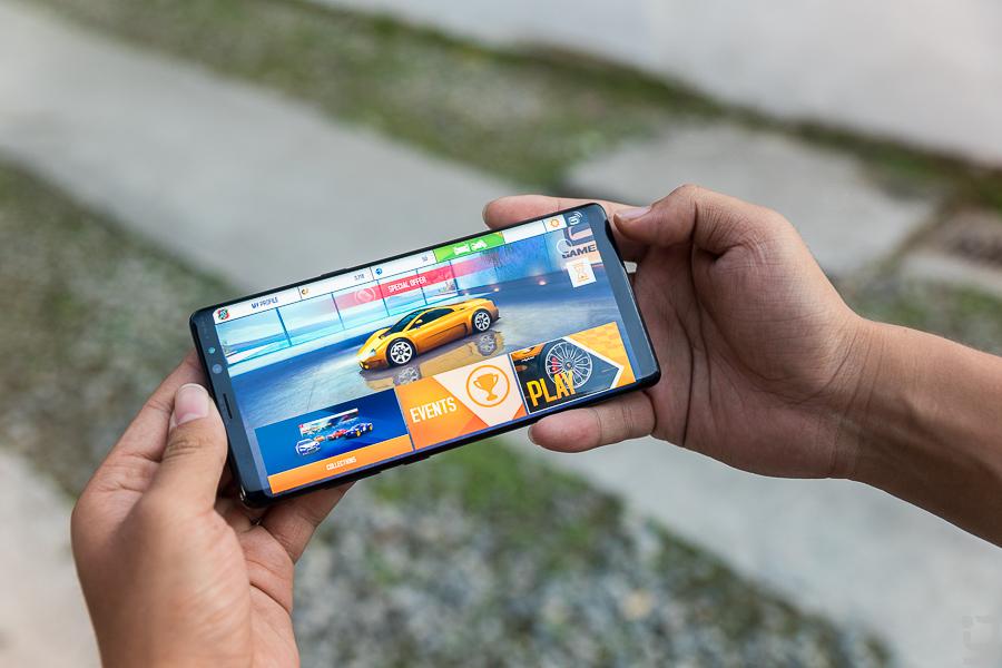 Performance Galaxy Note 8 Nepal