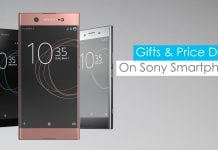SONY XPERIA mobile price in nepal - price drops