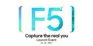 oppo f5 launch event gadgetbyte nepal