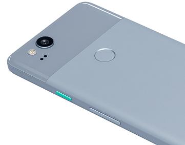 google pixel 2 design