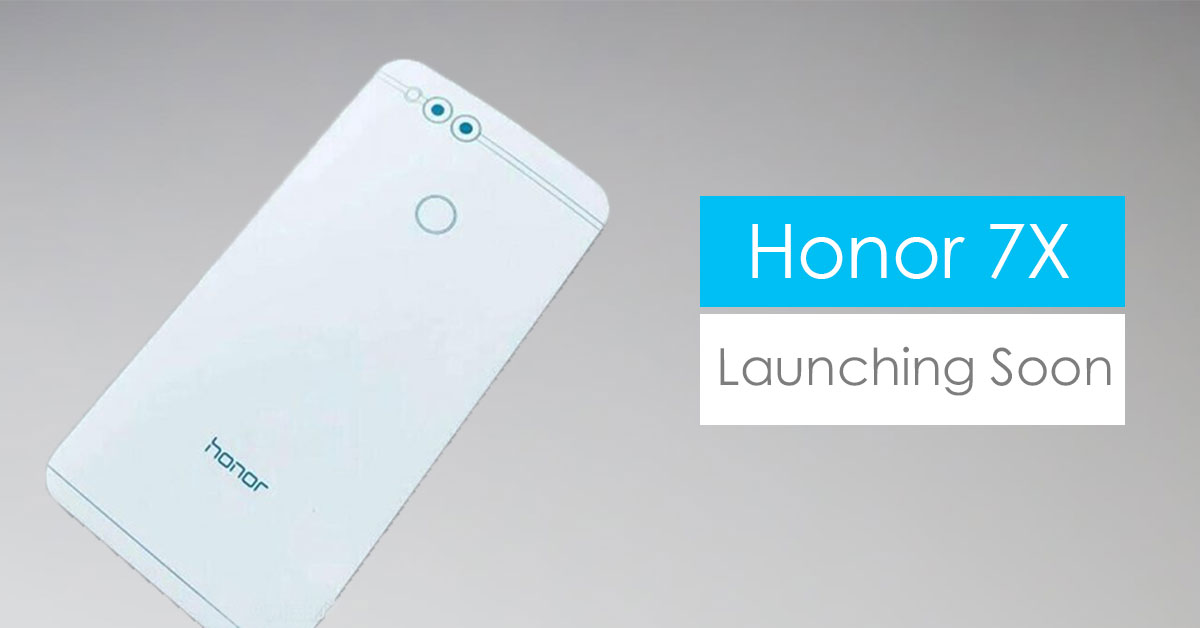 Huawei Honor 7X (GR5 2018) Price, Specifications, Launch Date