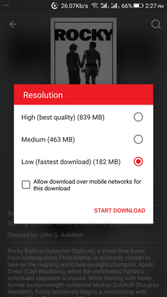 iFlix Ncell Movie App Nepal
